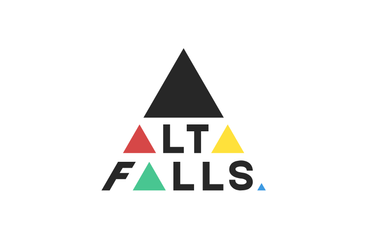 Alta Falls Logo