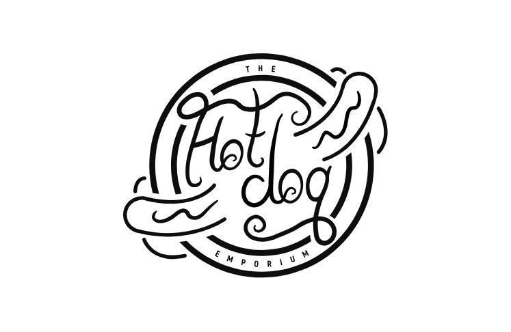 The Hot Dog Emporium Logo
