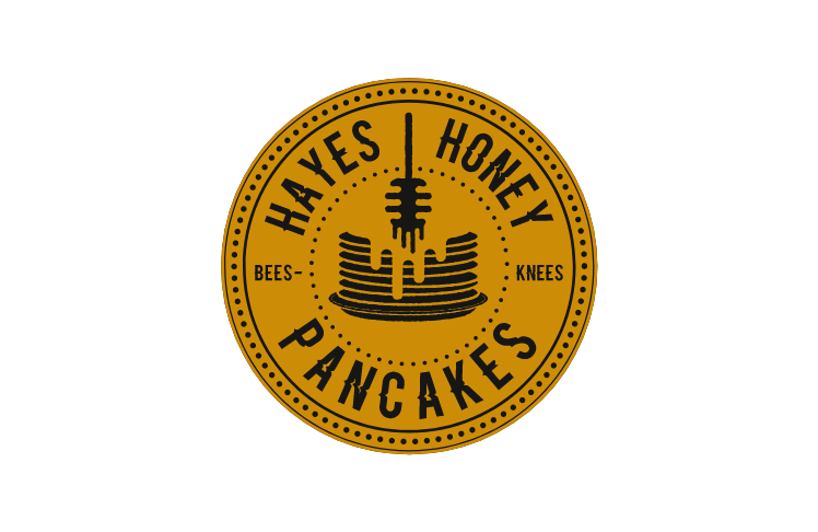 Hayes Honey Pancakes