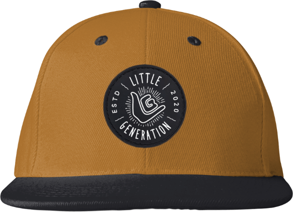 Little Generation Cap Patch