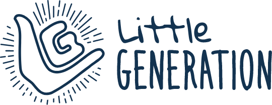 Little Generation Web Logo