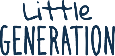 Little Generation Wordmark Logo