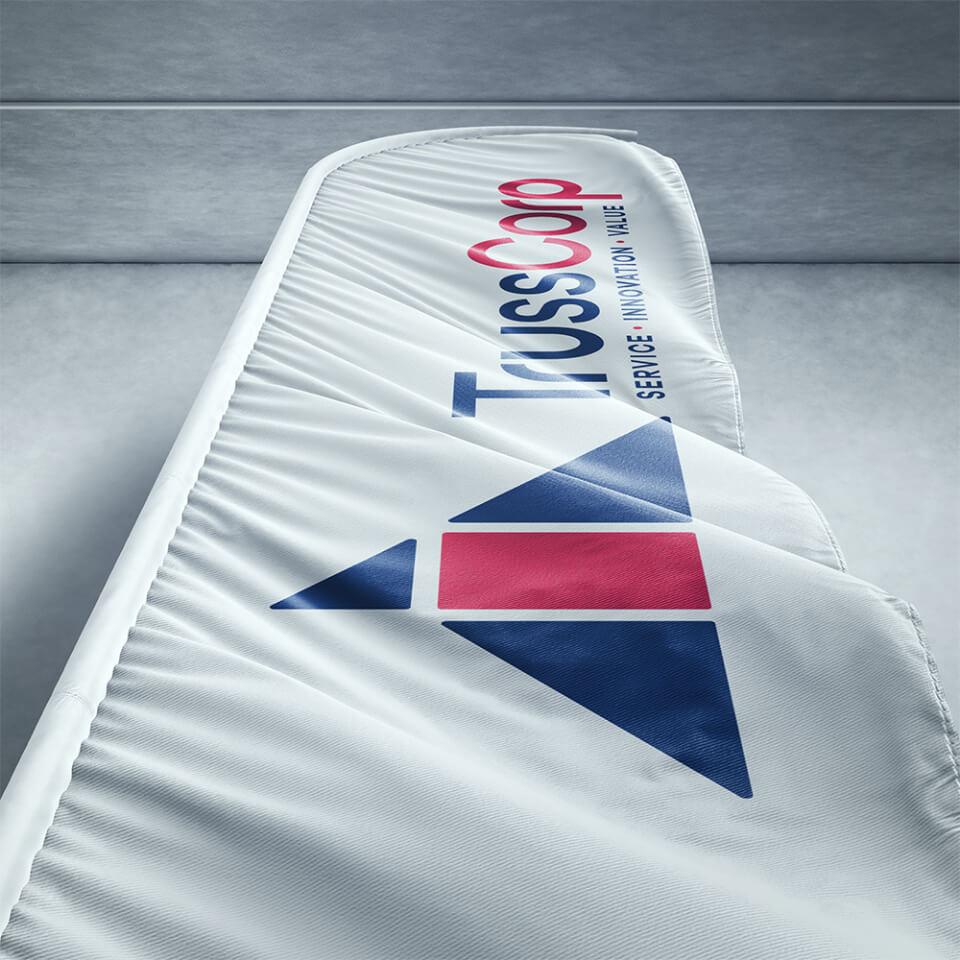 TrussCorp Banner Design
