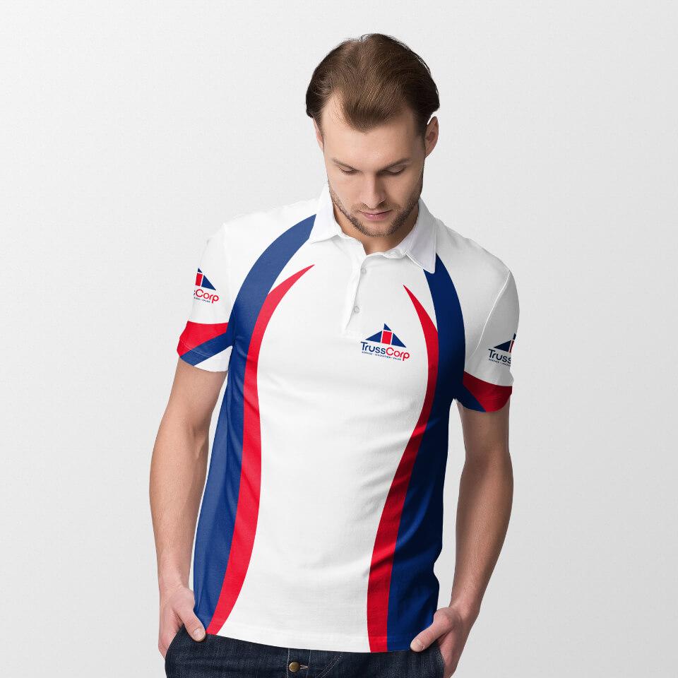 TrussCorp Uniform Design
