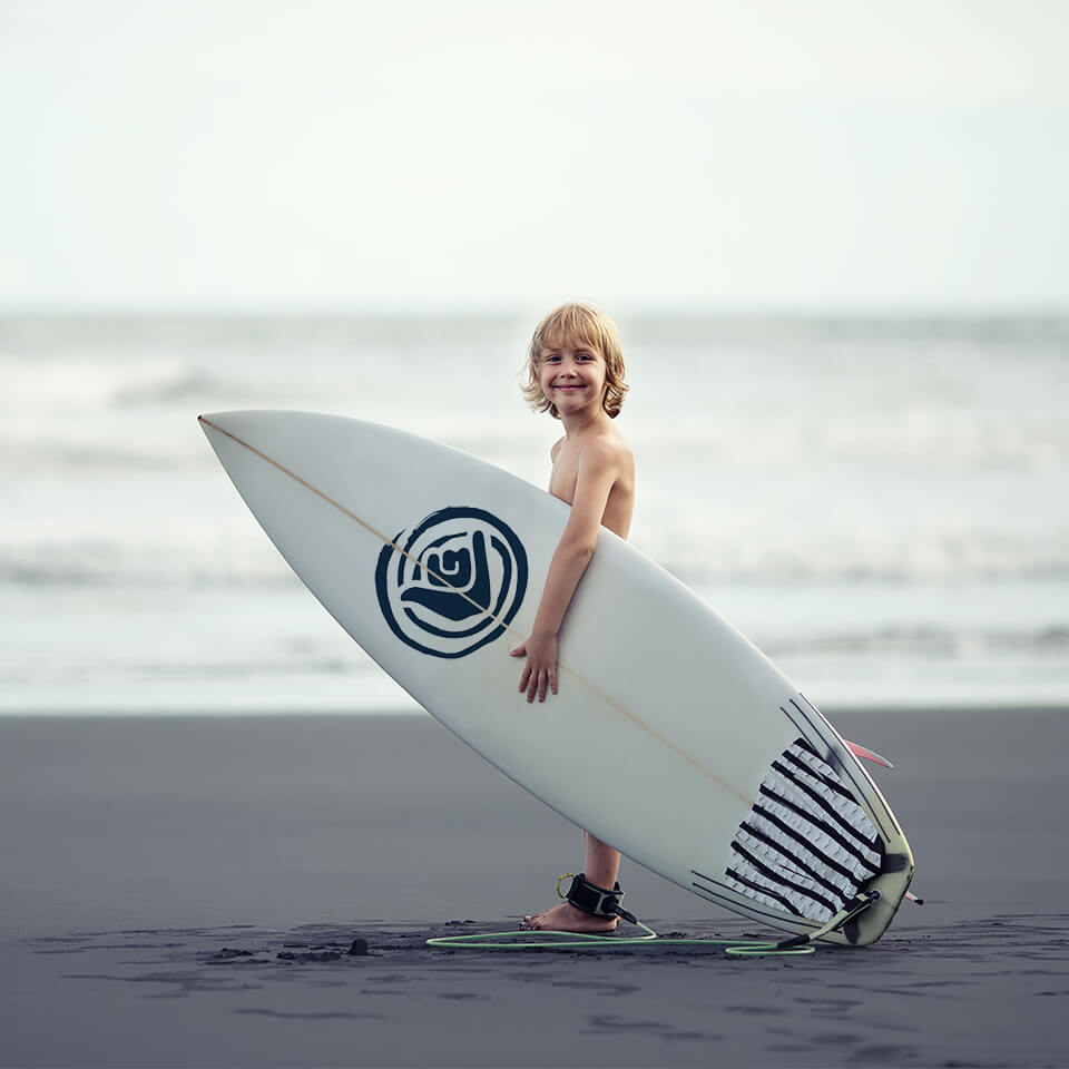 Little Generation Surfer
