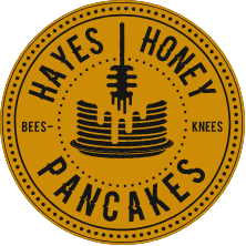 Hayes Honey Pancakes Logo