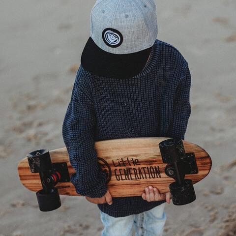 Cap and Skater