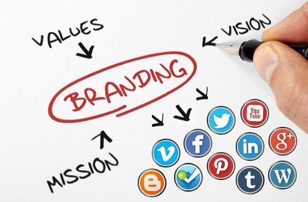Product branding logos