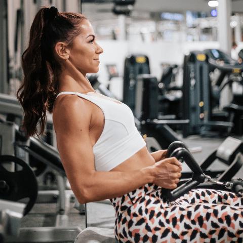 Carina Chirila Fitness Gym