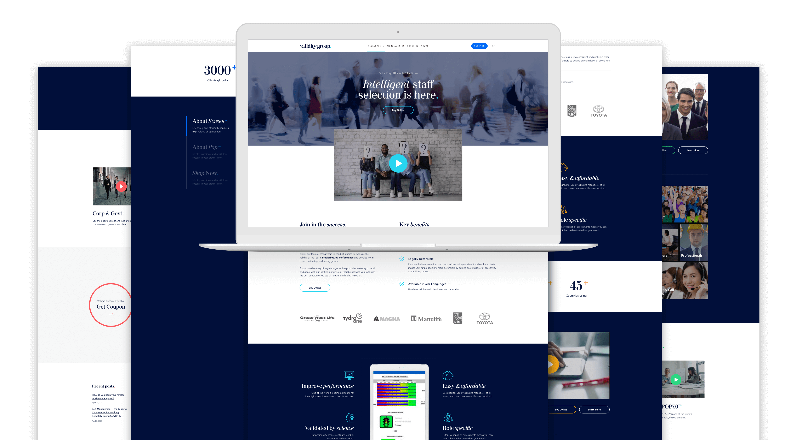 VG Website Design