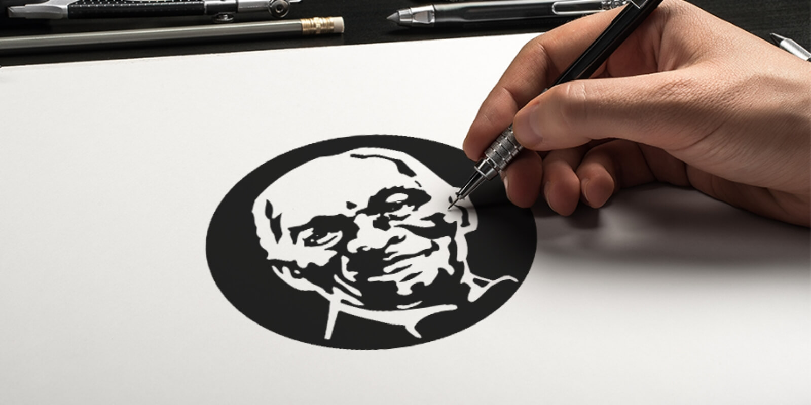 Uncle Ben's logo design